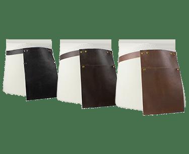 Leather Tablet Pocket